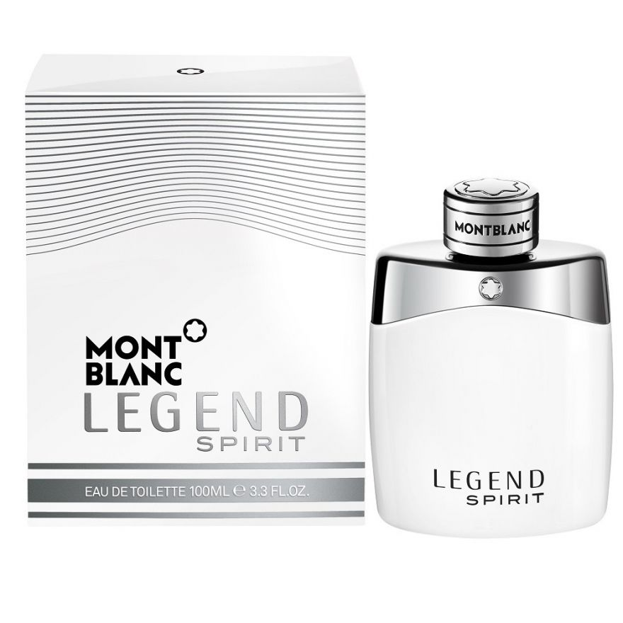 Туалетная вода Mont Blanc Legend Spirit 100 мл