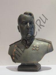 Маршал Василевский (бюст)