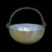 Котел латунный луженый оловом Объем 3 литра
