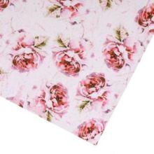 Бумага этиклейки с клеевым слоем «Аромат цветов», 30,5 × 32 см, 250 г/м