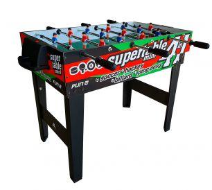Игровой стол - трансформер DFC Fun 2 (4 в 1)
