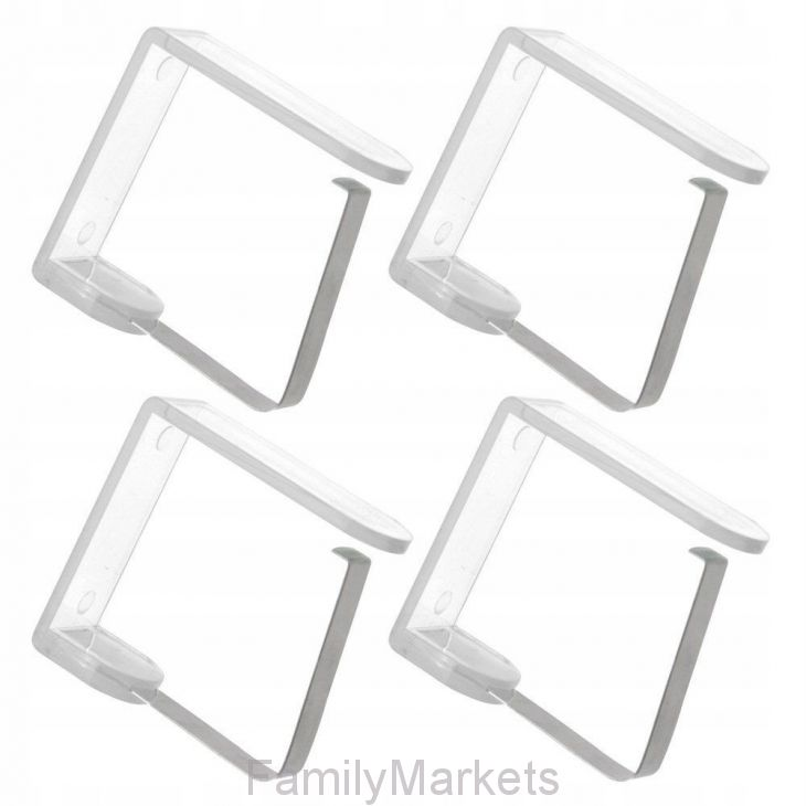 Зажимы для скатерти Table Cloth Clip, 4 шт