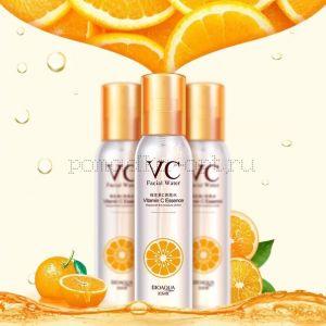 оригинал Тонер витаминный для сияния кожи апельсин VC MOISTURIZING IMAGES Bioaqua