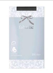 Колготки для беременных Faberlic 200 den коричневые