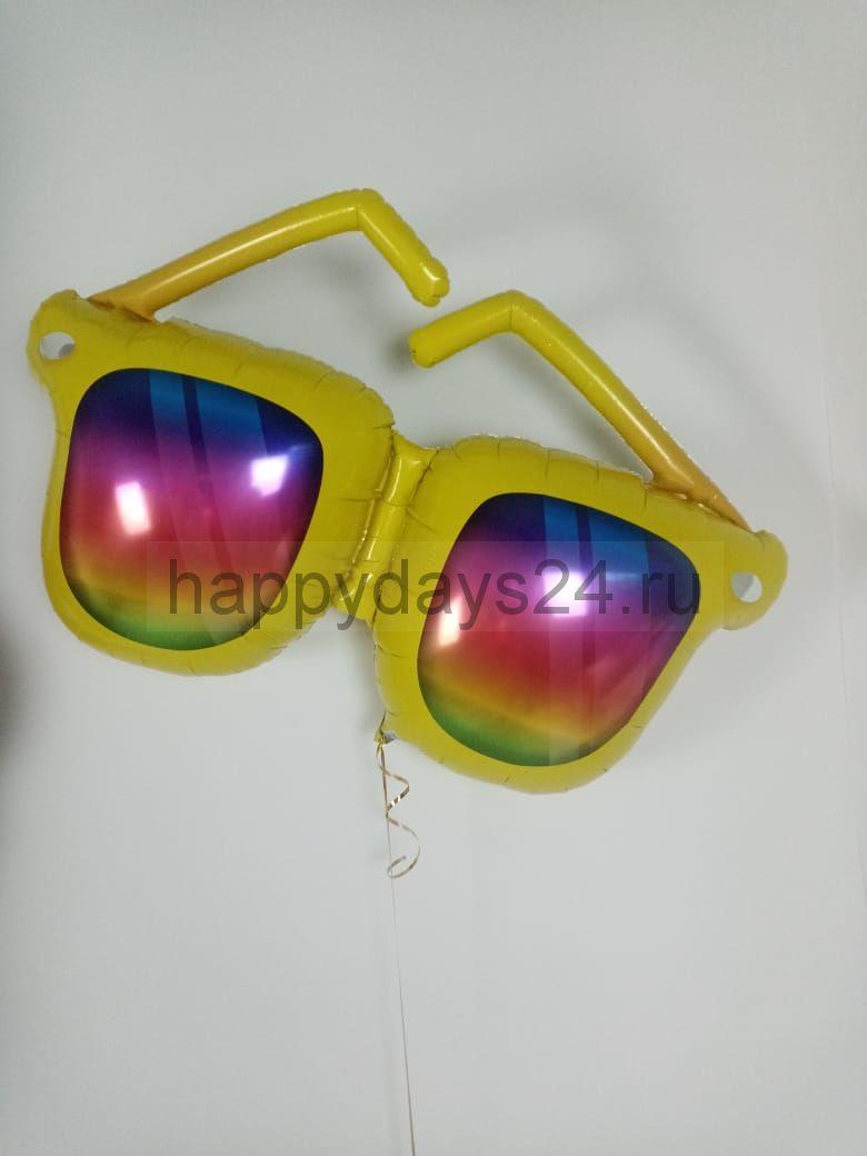 Жёлтые очки
