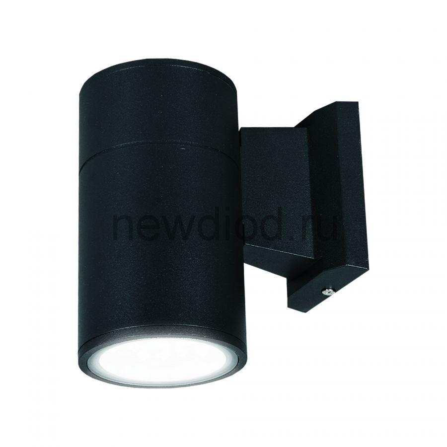 Светильник сд уличный ULU-S21A-3W-4000K IP65 BLACK архитектурный накладной корпус черный TM Uniel