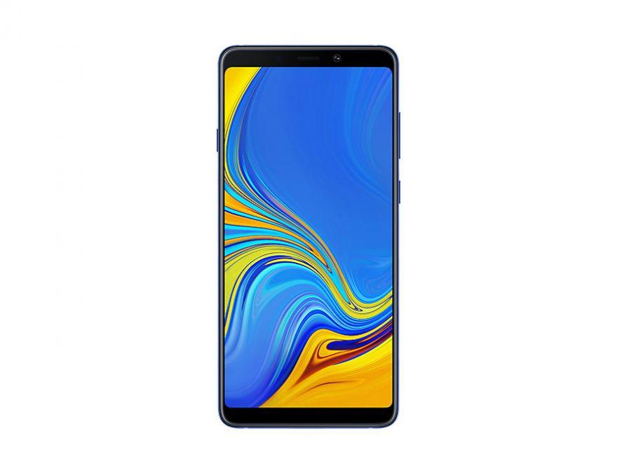 Samsung Galaxy A9 2018 (синий)