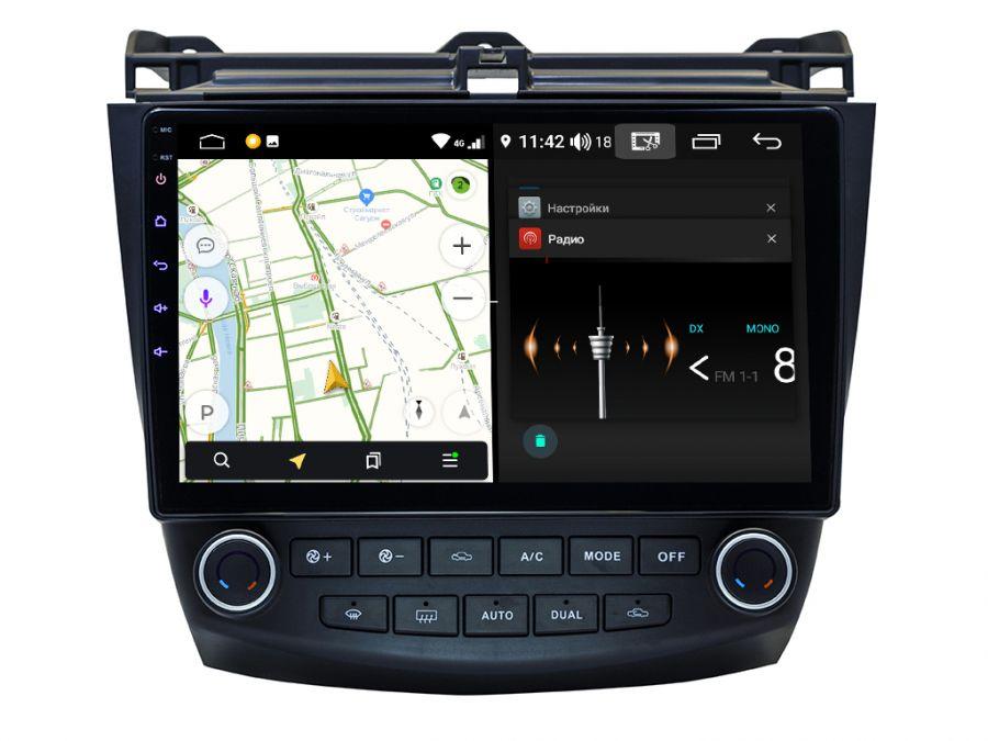 Магнитола для Honda Accord 7 (2002-2008) 10HS