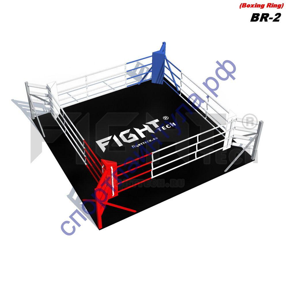 Боксерский ринг в раме