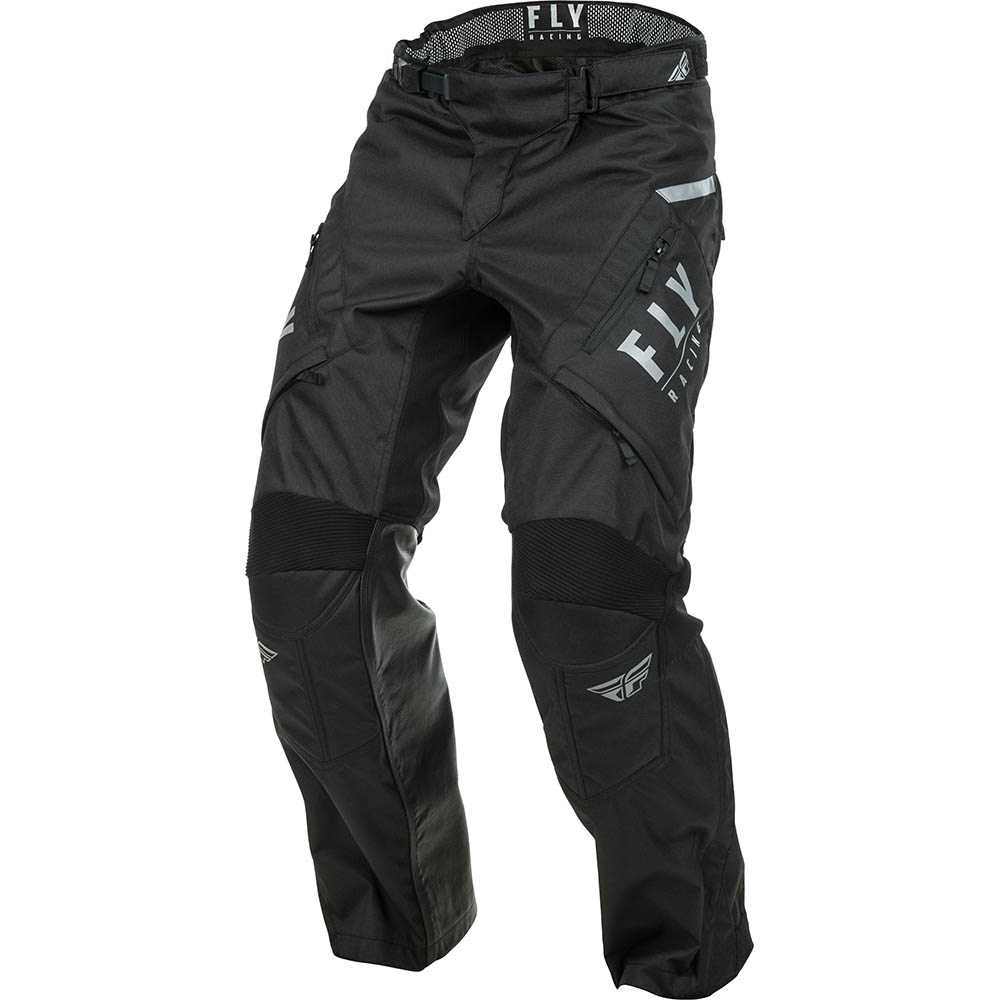 Fly Racing Patrol Over-Boot Pant Black штаны, черные