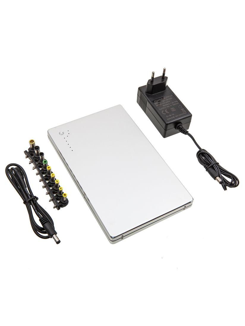 Внешний аккумулятор для портативной техники Large-Power VER-001 (5V-19V, 4A, 20000mAh)