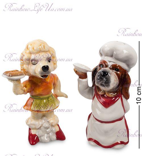 "Набор соль - перец собаки Поварята CMS-14/ 4 ""Pavone"""