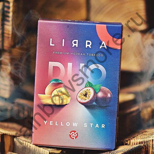 Lirra 50 гр - Yellow Star (Желтая Звезда)