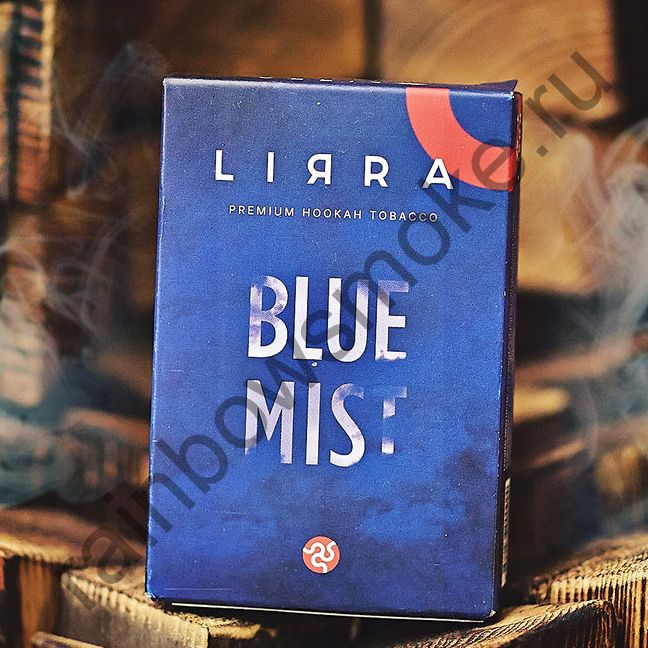 Lirra 50 гр - Blue Mist (Синий Туман)