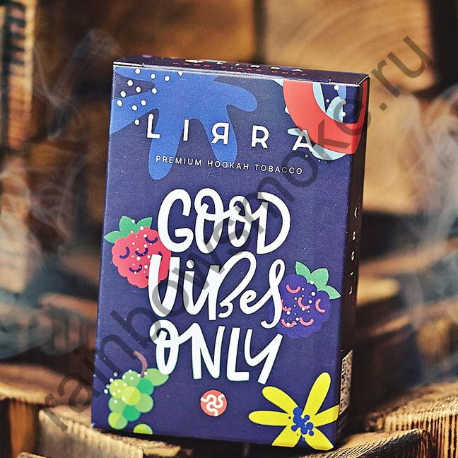 Lirra 50 гр - Good Vibes Only (Только Хорошие Флюиды)