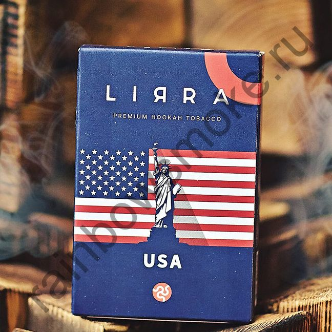 Lirra 50 гр - USA (США)