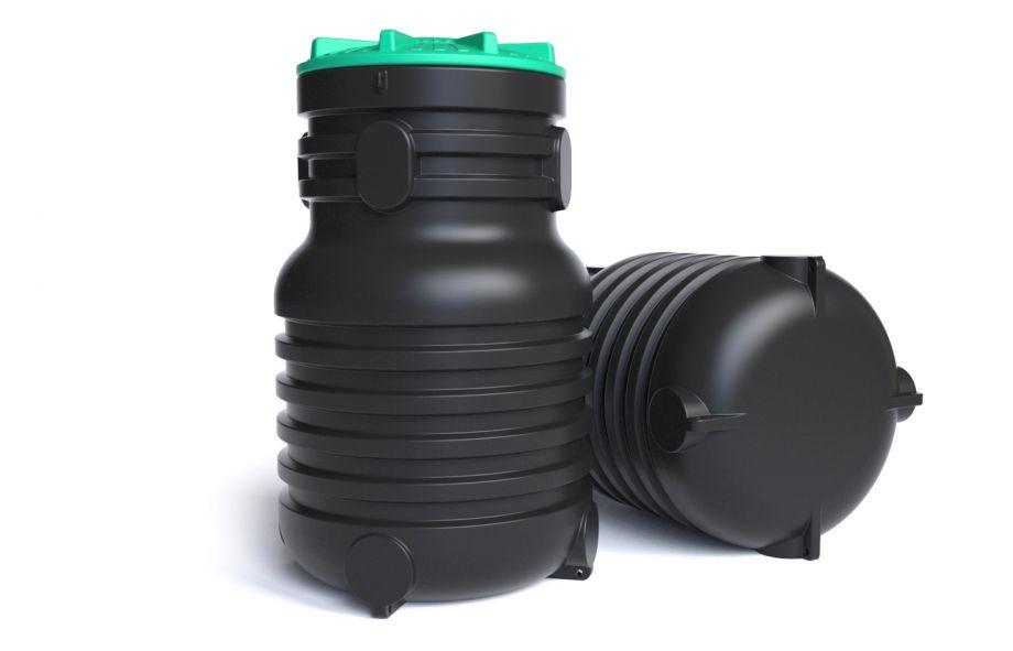 Колодец для насоса цельнолитой Rodlex-KDU с крышкой