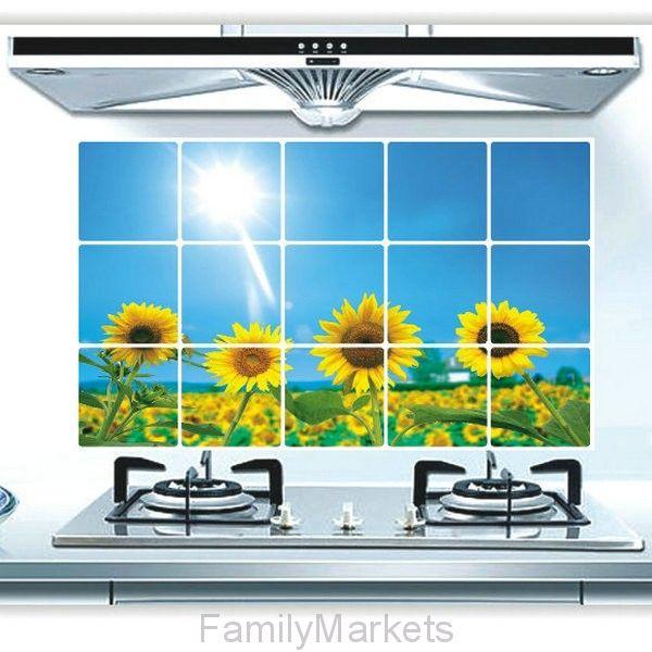 Защитный кухонный экран Kitchen Sheet, 75х45 см