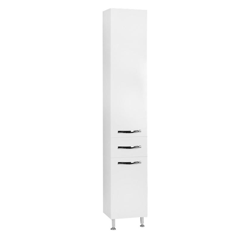 Шкаф-колонна Акватон  Ария-Н, белая (1A124303AA010)