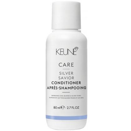 Keune Кондиционер Сильвер/ CARE Silver Savor Conditioner, 80 мл.