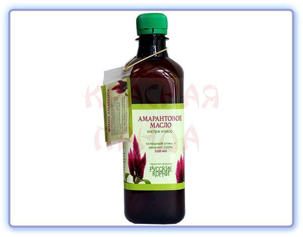 Белов Амарантовое масло