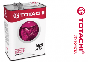 МАСЛО АКПП TOTACHI (JAPAN) WS 4L VOLKSWAGEN POLO SEDAN/SKODA RAPID C 2015