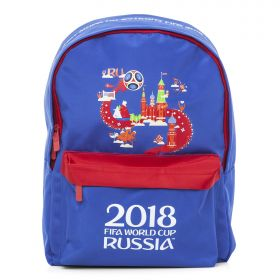 Рюкзак Hatber 2018 FIFA World Cup Russia TM 1 карман 1 отделение NRk_25113