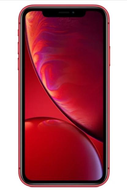 Смартфон APPLE IPHONE XR 128GB RED ( MRYE2RU/A )