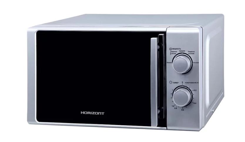 Микроволновая печь  HORIZONT 20MW700-1378BIS Серебристая
