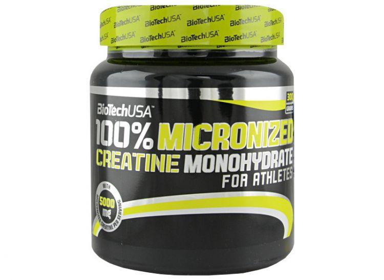 BioTechUSA 100% Creatine Monohydrate 300 гр