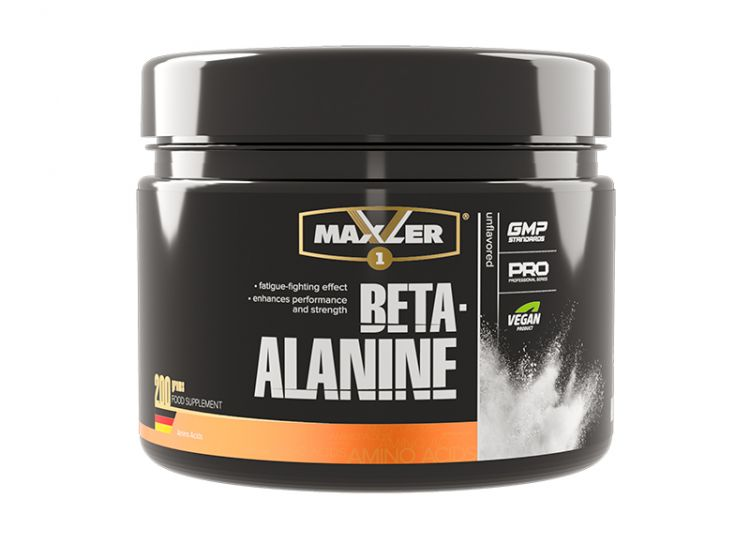 Beta-Alanine от Maxler 200 гр 40 порций