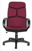 Кресло OFFICE-LAB КР57 С20/С11 Бордовое/черное