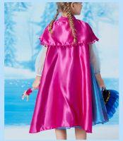 Платье Анны Холодное сердце в подарочной коробке с аксессуарами