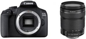 Canon EOS 2000D Kit 18-135mm IS STM