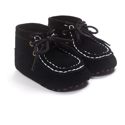 Ботиночки черные 11 см