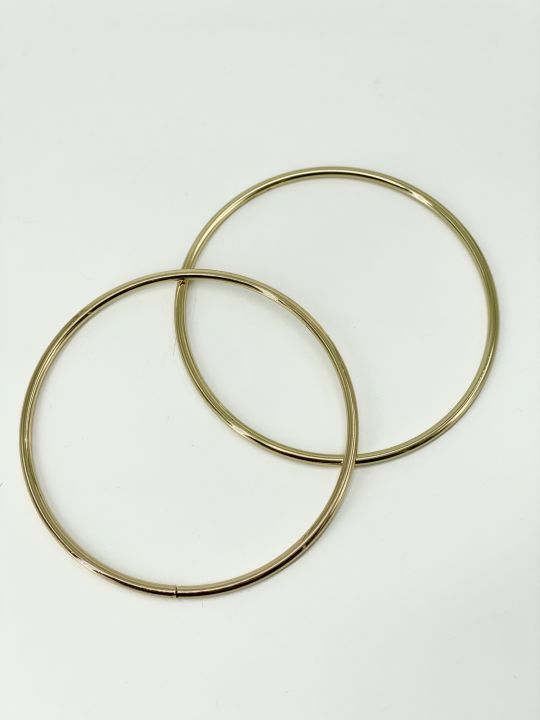 Металлические ручки 15 см/ золото