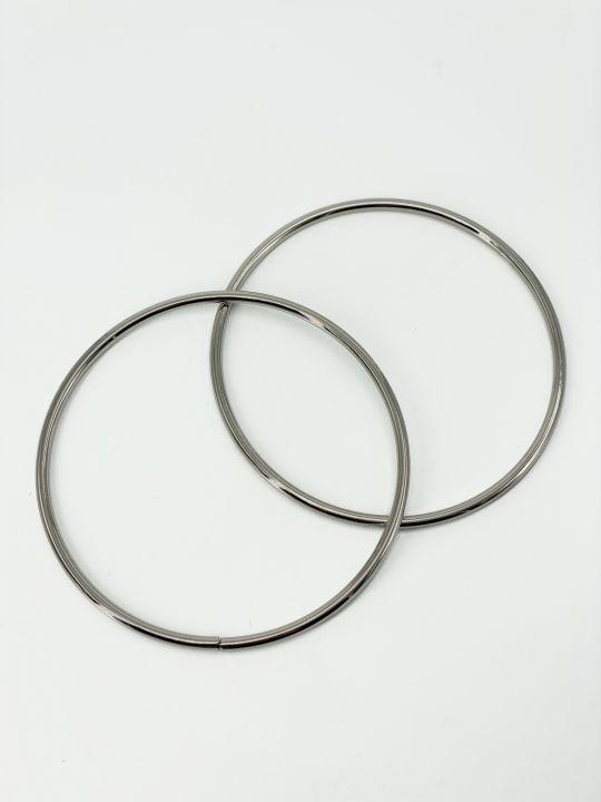 Металлические ручки 15 см/ серебро