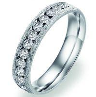 Свадебное кольцо 4 мм