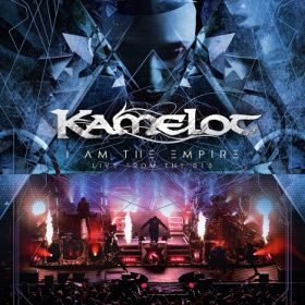 KAMELOT I Am The Empire-Live From the 013 [2CD/DVD DIGI]