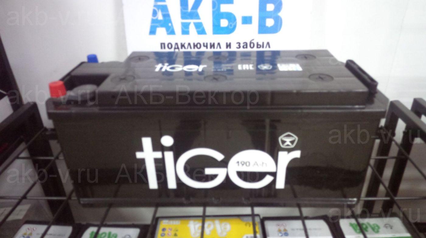 Tiger 190Ач 1100А(EN)