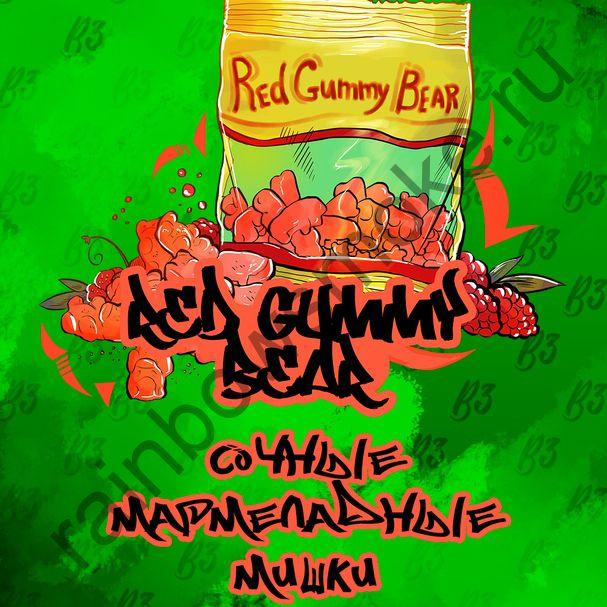 B3 50 гр - Red Gummy Bear (Красные Мишки Гамми)