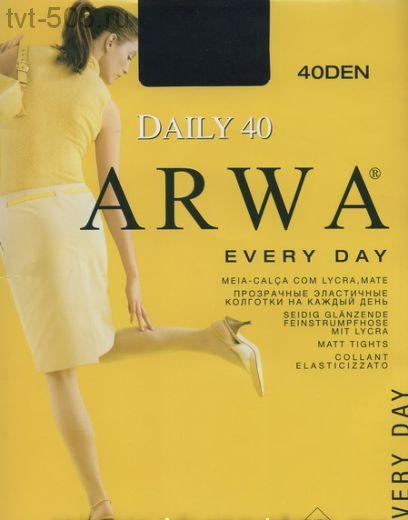 Колготки Arwa every day 40d