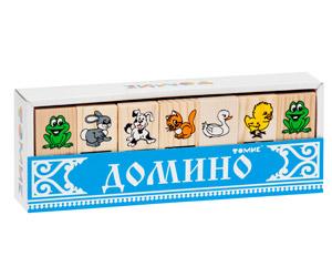 Домино ТОМИК 5555-1 Животные