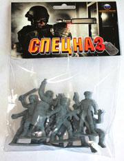 Набор БИПЛАНТ 12021 Российский спецназ