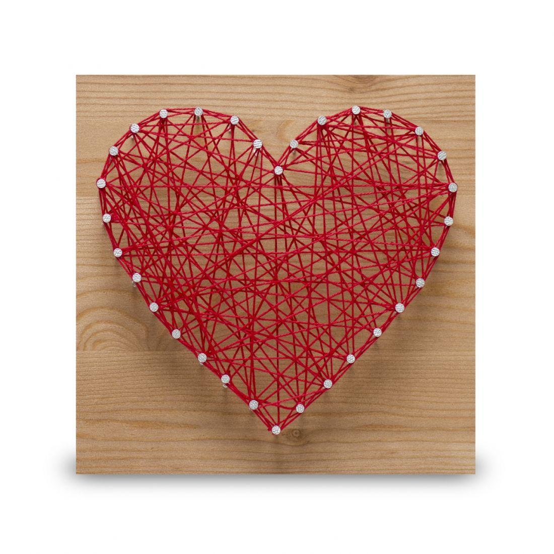 Стринг арт STRING ART LAB SAC006 Сердце