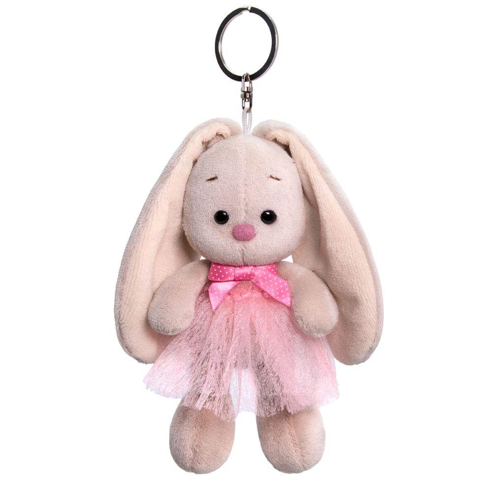 Брелок BUDI BASA ABB-011 Зайка Ми в розовой юбке и с бантиком