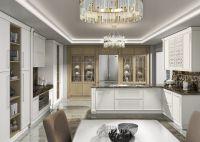 Кухня Венето Бьянко с буфетами