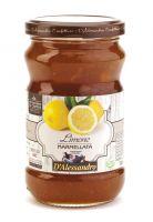 Мармеллата экстра из лимона 360 г, Marmellata extra di Limoni, D'Alessandro confetture 360 gr