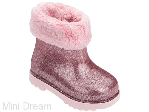 MINI MELISSA RAIN BOOT II BB