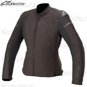 Куртка Alpinestars Stella T-GP Plus R V3 женская, Чёрная